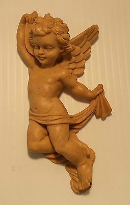 Composition/resin Furniture Mold~Angel~Great Detail!  (#5)