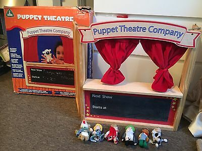 Early Learning Centre Puppet Theatre ELC