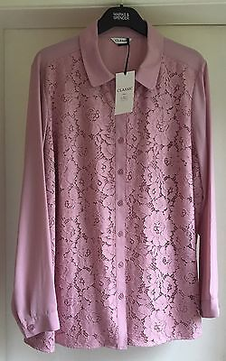Ladies Size 18 Blouse, Top, Shirt BRAND NEW M&S