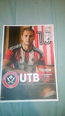 sheffield united v southend united 2016