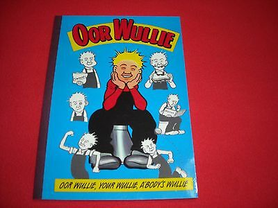 Oor Wullie Annual 1994 In Excelent Condition Like The Broons