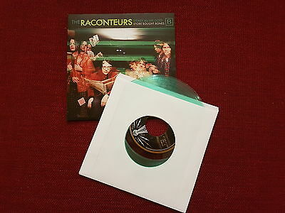 The Raconteurs : Steady as she goes (Third Man Records / Green Vinyl)