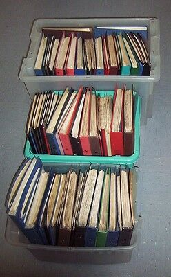Large Collection of 103 Stamp Albums GB and Worldwide (see description)