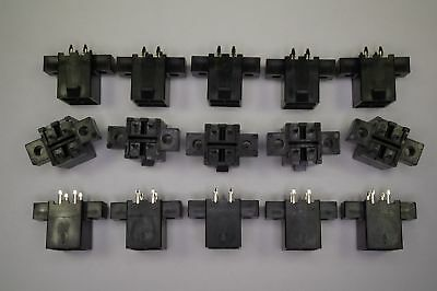 Lot of 15 15-97-7046 Molex Connector Header Receptacle 4 Pos 4.20mm Dual Row 2X2
