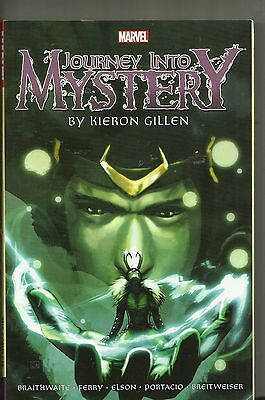 Journey into Mystery Vol 1 by Kieron Gillen Graphic Novel Marvel