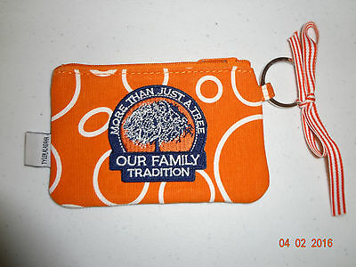 Auburn Toomers Tree Our Family Tradition ID Wallet Keychain by Mee Too
