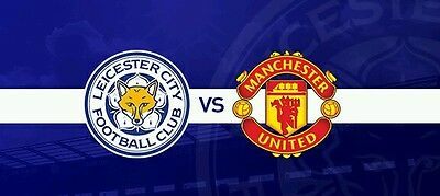 Pre-order Leicester City V Manchester United 05/02/17 Official Programme.