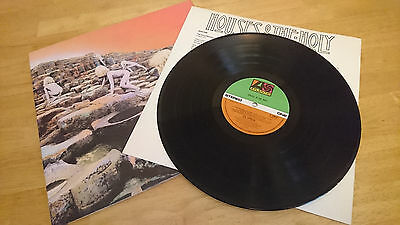 Led Zeppelin - Houses of the Holy 1973 UK 1st Issue - 1st pressing [A2/B2] LP