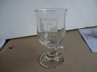 one glass goblet, 1995 by Travis Perkins