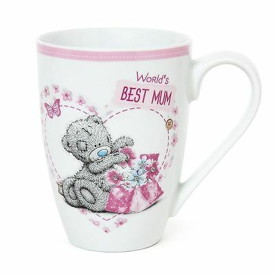 Me to You Best Mum Elegant Boxed Mug Tatty Teddy Bear