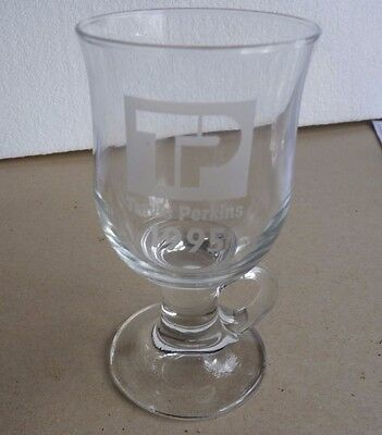 glass goblet, 1995 by Travis Perkins