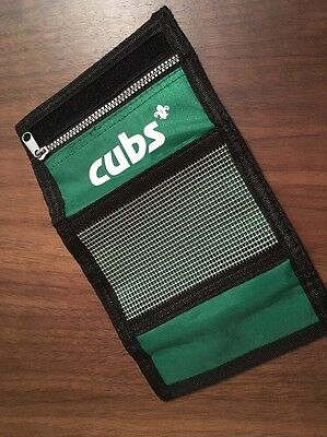 Official Cubs Scouting Wallet Brand New