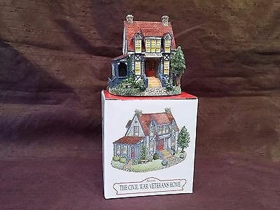 New in Box Liberty Falls Collection The Civil War Veterans Home AH185