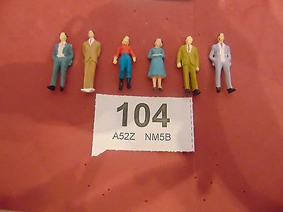 model figures 1.43 1.50 scale x6