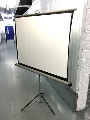 Projection Screen For Cine Film Etc - COLLECTION ONLY