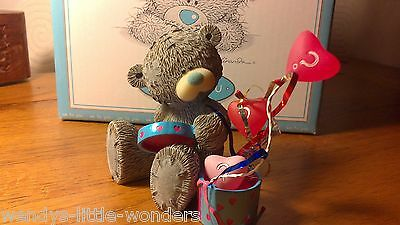 A Medium Me To You Tatty Teddy Ornament Guess Who Loves You BNIB Ideal Gift 2