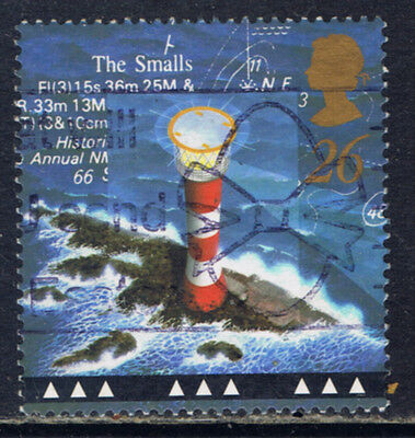 Great Britain #1805(1) 1998 26 pence LIGHTHOUSES - THE SMALLS Used