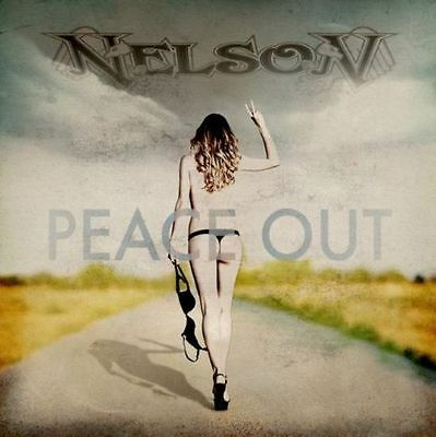 Peace, Out NELSON CD ( FREE SHIPPING)