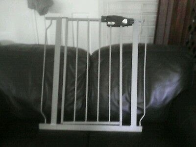 good quality baby gate with extension
