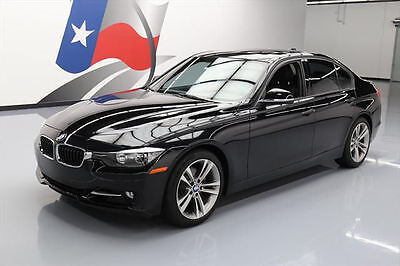 2012 BMW 3-Series  2012 BMW 328I SEDAN SPORT LINE SUNROOF REAR CAM 34K MI #348859 Texas Direct Auto