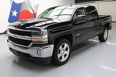 2016 Chevrolet Silverado 1500  2016 CHEVY SILVERADO LT TEXAS CREW LEATHER NAV 20'S 7K #197177 Texas Direct Auto