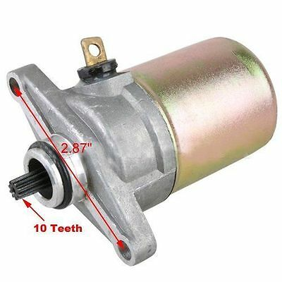 80cc STARTER MOTOR FOR WOLF SCOOTERS WITH 80cc QMB139 MOTORS