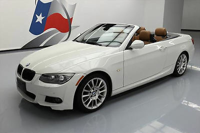 2013 BMW 3-Series Base Convertible 2-Door 2013 BMW 328I HARD TOP CONVERTIBLE M-SPORT AUTO 30K MI #824891 Texas Direct Auto