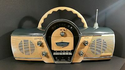 Vintage 1991 Overdrive Cicena Classic Dashboard Chevy Am/fm Cassette Radio