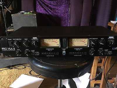 Art Pro Vla 11 Dual Channel Tube Compressor With Seimen Nos Ax7