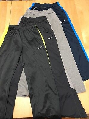 Nike Boys Youth Pants Size Med ( Lot of 4)