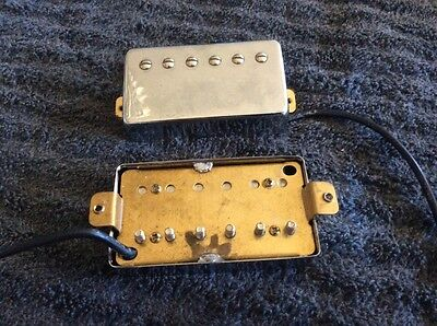 humbuckers neck and bridge for electric guitar