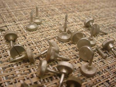 Large lot of Vintage Watchmaker Watch Winding Stems   E639