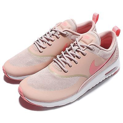 Wmns Nike Air Max Thea Pink Oxford Women Running Shoes Sneakers 599409-610