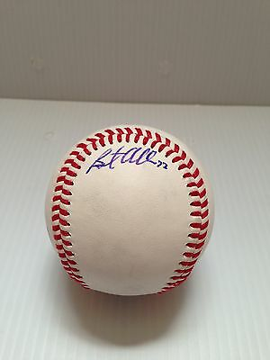 Authentic 13' CWS Baseball Autographed by Brenton Allen UCLA Bruins