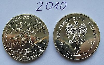 2010 - 2 zlote NG - Szwolezer - Mint / UNC condition