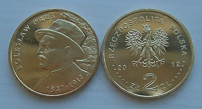 2012 - 2 zlote NG - Prus - Mint / UNC condition