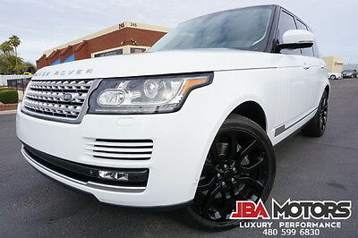 2014 Land Rover Range Rover 14 Range Rover Supercharged V8 SC Full Size 2014 Range Rover Supercharged V8 SC Full Size like 2012 2013 2015 2016 Sport HSE
