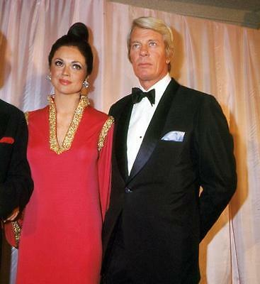 Joanne Pflug And Peter Graves Candid 8X10 Photo 5