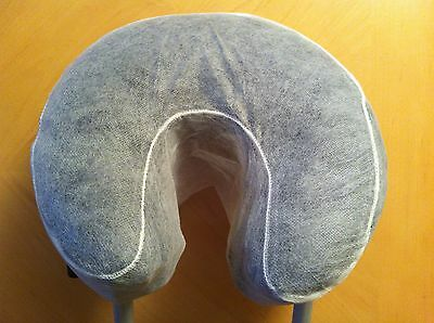 300 - Fitted Disposable Bouffant Face Cradle Covers - Bundle Deal!