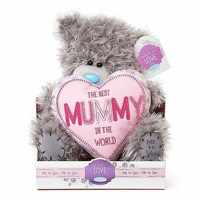 "Me to You 9"" Best Mummy Plush Soft Toy - Tatty Teddy Bear"