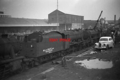 Photo  Gwr Loco No 48Xxx At Drapers Hull In 1968 (2)
