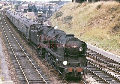Photo  Sr West Country Loco No 34009 At Weymouth 1966