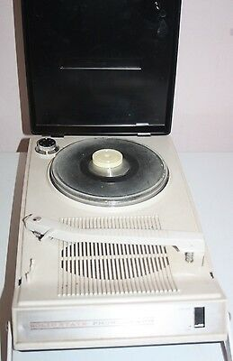 Vintage Princess Solid State Stereo Phonograph