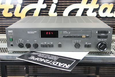 NAD RECEIVER/Stereo Integrated Amplifier 7240PE 'Power Envelope' GWO VGC