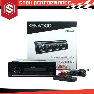 Kenwood KDC-BT610U Bluetooth USB CD AUX  MP3 Car Stereo Headunit Android iPhone