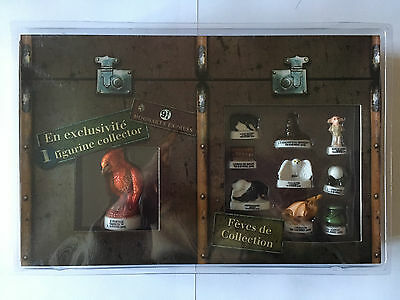 Coffret Collector 10 Feves Complet Harry Potter 2017 Neuf Emballe
