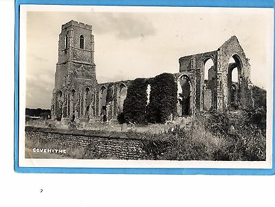Covehithe  Near Lowestoft -Church & Ruins-  Rp By Un-Named Publisher  Unposted