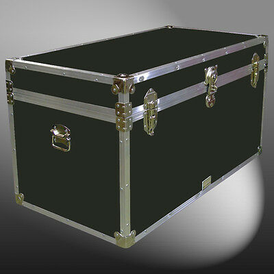 36D Storage Box/luggage/travel/boarding School/furniture Trunk Chest Case