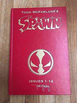 Spawn Issues 1-12 Leather Bound Artists Edition VERY RARE