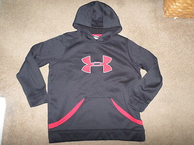 Under Armour Youth X Large Yxl Red Trim
